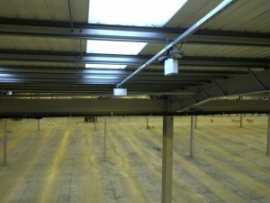 Internal Lighting Cleaning Swindon